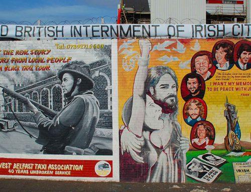 May, der Brexit und der Friedensprozess in Nordirland