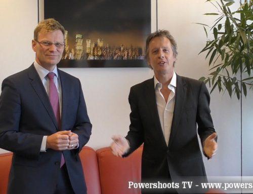 """Stephen Quest, verantwortlich für Steuerpolitik und Zoll-Union der EU, im Interview mit Powershoots TV """"Positive Energy in Europe"""" (EN)"""
