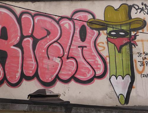 Les créons: Ein Brüsseler Graffiti-Projekt