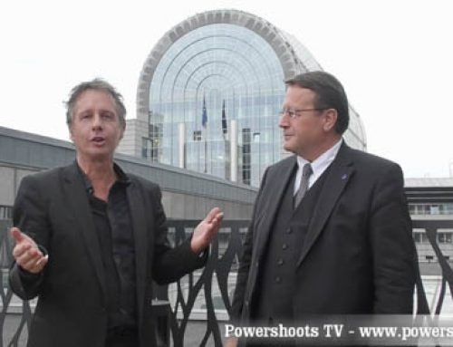 Paul Rübig (MEP) – Interview mit Powershoots TV