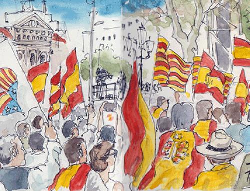 Katalonien: Auf Sicht gegen die Wand fahren
