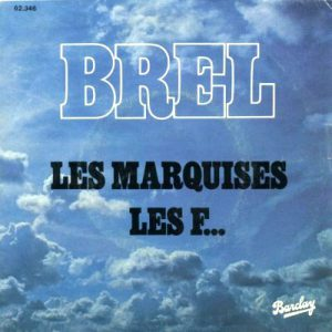 "Jacques-Brel-Album ""Les-Marquises"""