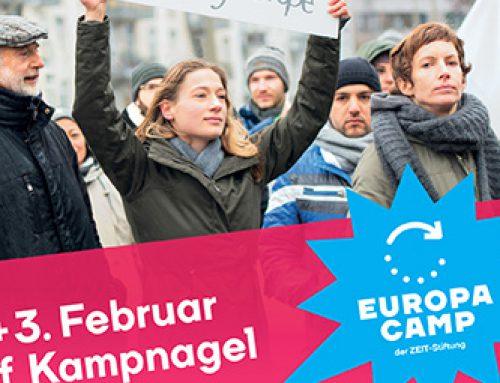EuropaCamp: Wie sieht dein Europa aus?