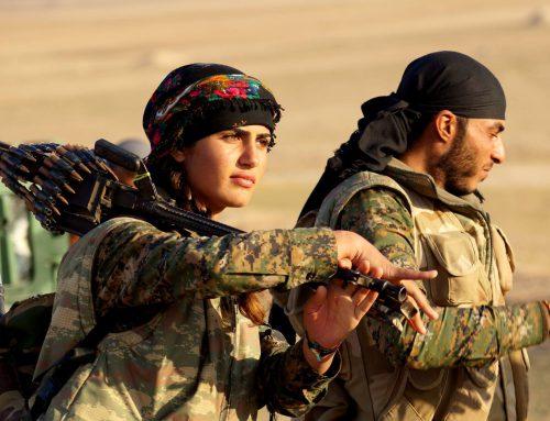 KNK: Stoppt den türkischen Angriff auf Rojava (Nordsyrien)