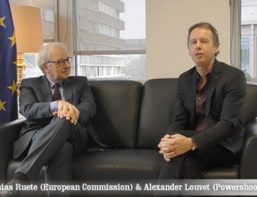Matthias Ruete, EU-Generaldirektor für Migration und Inneres, im Interview mit Powershoots TV