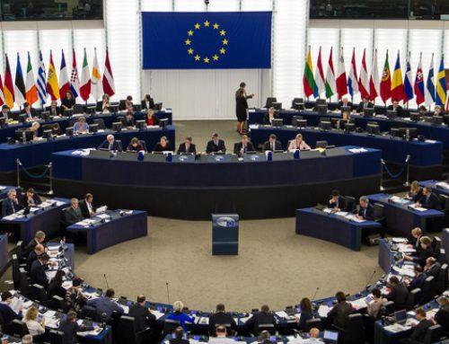 Europäisches Parlament fordert die Türkei zum Rückzug ihrer Truppen aus Afrin auf