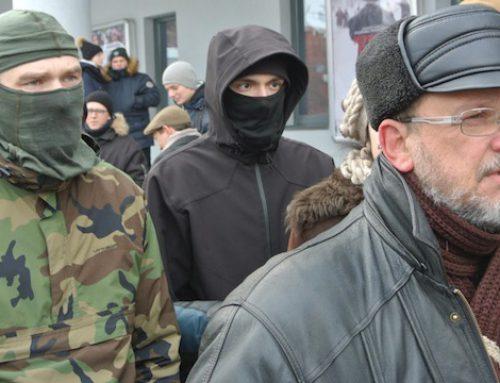 Unabhängige Linke auf der Krim klagen über wachsende Kriminalisierung