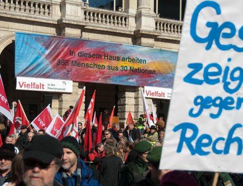Für Demokratie und Menschenrechte – Schriftsteller*innen-Aufruf gegen Rechts!