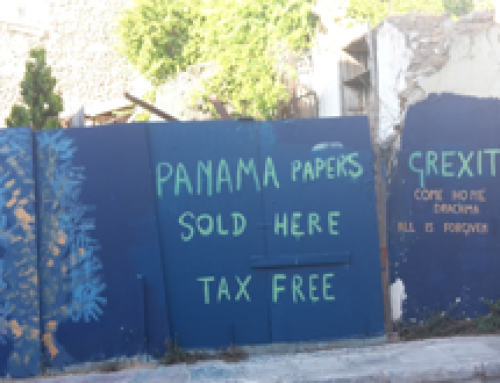 Oh, wie schön war Panama?