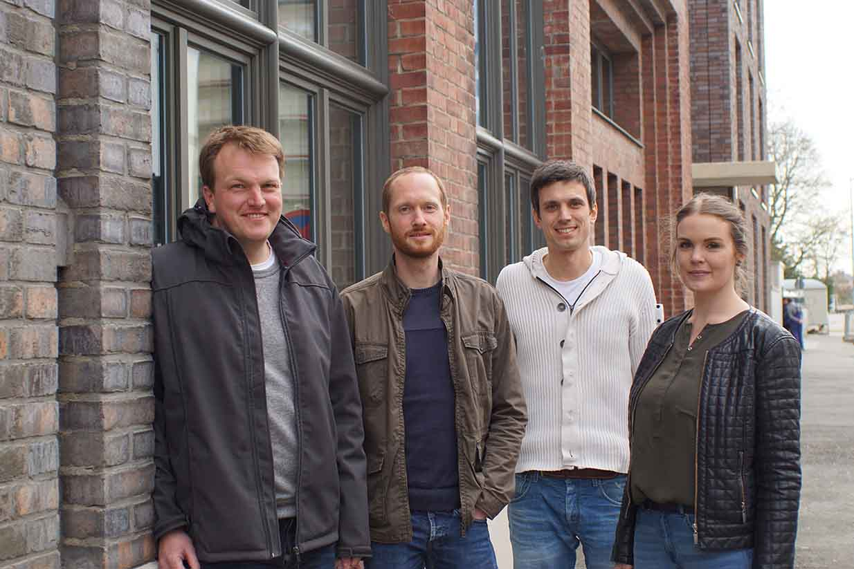 Das Team von Tutanota