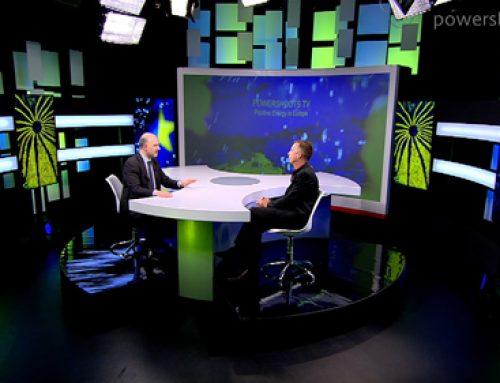 EU-Kommissar Pierre Moscovici im Interview mit Alexander Louvet