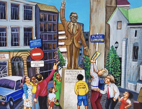 """Ein neues Kapitel in der belgisch-kongolesischen Geschichte: Brüssel hat jetzt seinen """"Place Patrice Lumumba"""""""