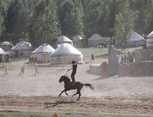 Die Weltnomadenspiele in Kirgistan – Ungarn und die Türkei blicken nach Asien