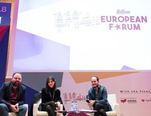 Europäisches Forum der progressiven, ökologischen und linken politischen Kräfte | 9.-11. November 2018