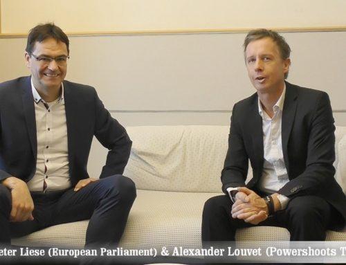 Peter Liese (MdEP) im Interview mit Powershoot-TV über europäische Umweltpolitik