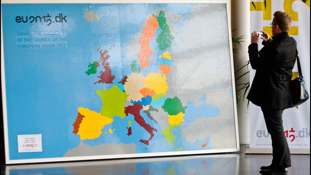 DEMOKRATISCH – LINKS » Europa