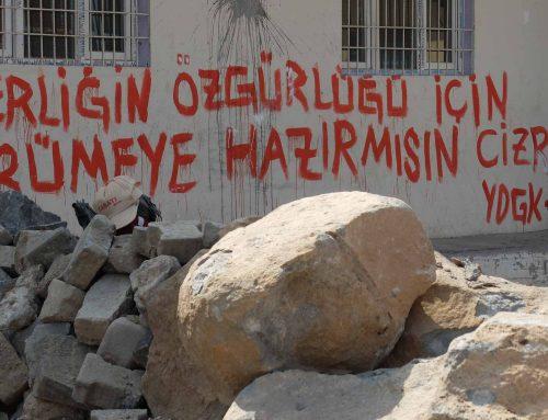 Leyla Imret zur Lage in der Türkei kurz vor den Kommunalwahlen