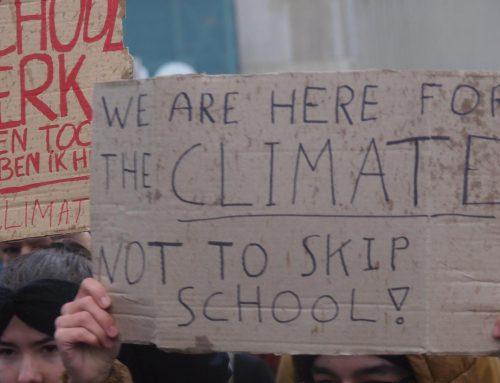 Klima-Manifest von links