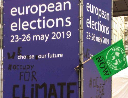 Auswertung der Wahlen zum Europaparlament – erste Überlegungen
