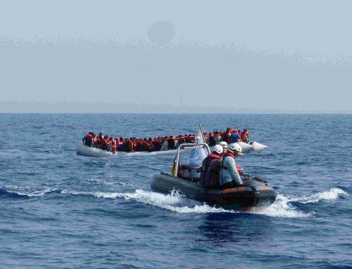 Weltflüchtlingstag: Sichere Fluchtwege schaffen