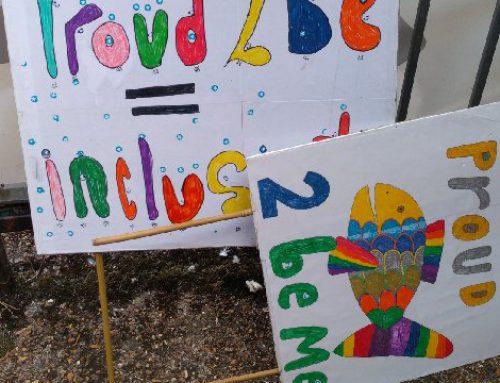 Pride-Monat in Europa: Flagge zeigen