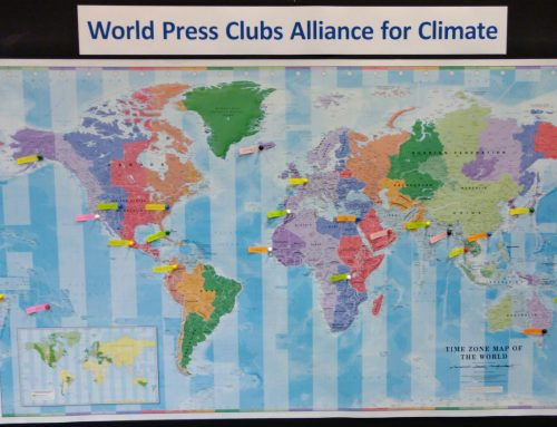 World Press Clubs Alliance for Climate