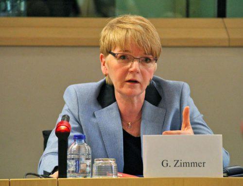 Von Erwartungen und Enttäuschungen – Gabi Zimmer im Gespräch mit dem Europa:Podcast über die deutsche EU-Ratspräsidentschaft