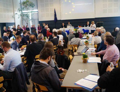"""Die Initiative """"Wir sind Europa"""" fordert, die deutsche EU-Ratspräsidentschaft sollte die EU-Zukunftskonferenz trotz Pandemie starten"""