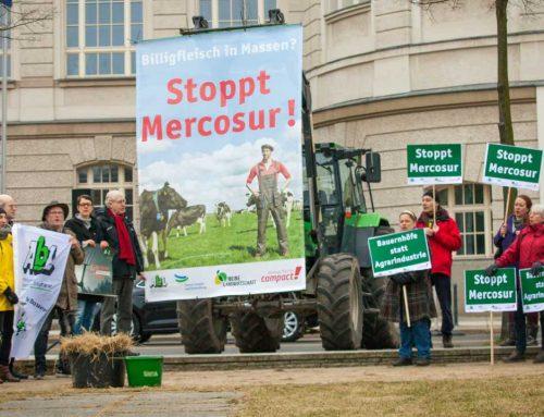 #EU2020DE: Stoppen Sie EU-Mercosur!
