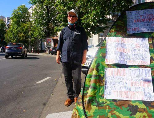 """Usbekischer Journalist in der Ukraine: """"Meine Familie und ich werden weiter bedroht"""""""