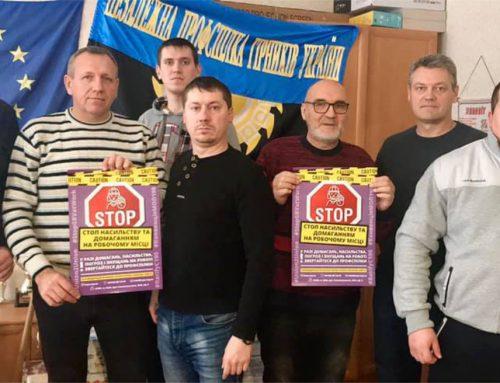 Donbass: Streikende Bergarbeiter unter Druck