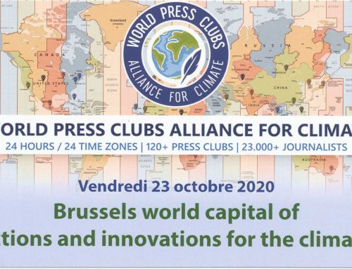23. October: World Press Clubs Alliance For Climate Action Day