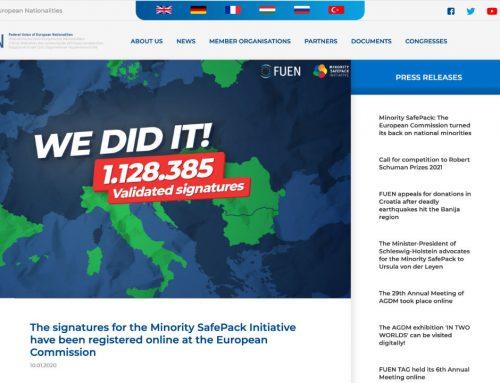 Minority SafePack: Eine enttäuschende Antwort der EU-Kommission