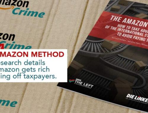 Steuervermeidung: Die Methode Amazon