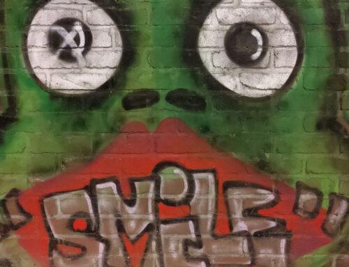 L'art sans loi: Graffiti der Woche 25.–31.10.2021