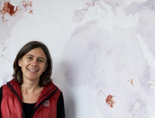 """""""Hier müssen wir ansetzen!"""" – Peter Scherrer im Gespräch mit Franziska Tanneberger über Klimaschutz und Moore"""